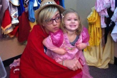 Jamie Lynn: Dress-up Birthday!