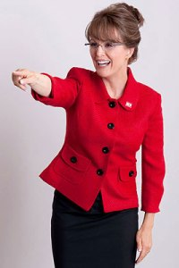 Julianne Moore as Sarah Palin!