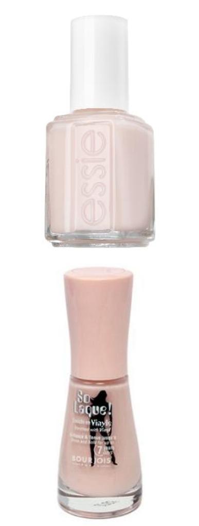 natural nail colors