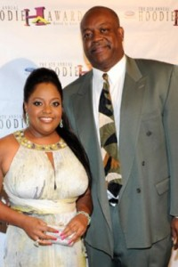 Sherri Shepherd with fiance Lamar Sally