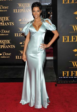 Nicole Murphy Water for Elephants premiere