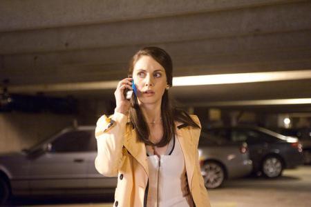 Alison Brie in Scream 4