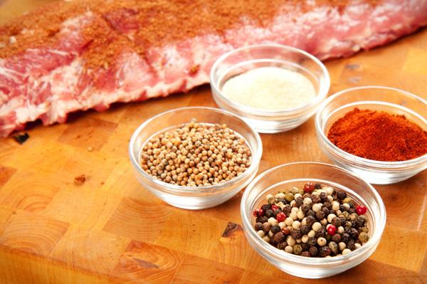 Rub For Barbecue Ribs Recipes — Dishmaps