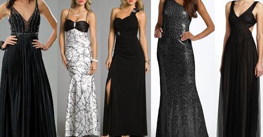 Classic, elegant fashions for prom