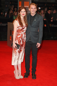 Bonnie Wright Jamie Campbell Bower