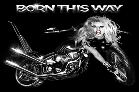 lady gaga judas album cover. Lady Gaga releases Born This