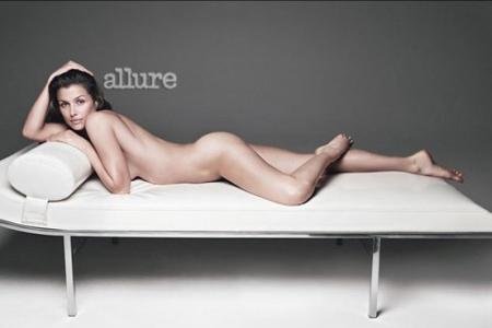 Celebrities get naked!