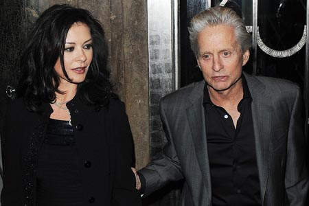 Catherine Zeta-Jones battled bi-polar disorder