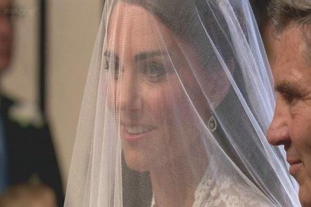 Romance in the royal wedding!