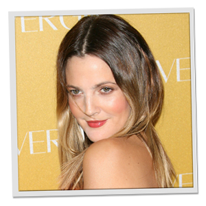 Celebrity hair trends with color