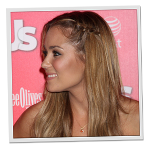 Celebrity hair trends with styles