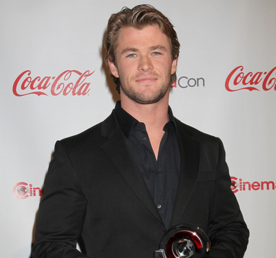 Chris Hemsworth- Man Candy Mondays