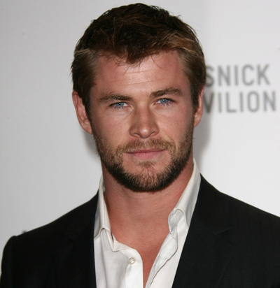 Chris Hemsworth - Hollywood hottie