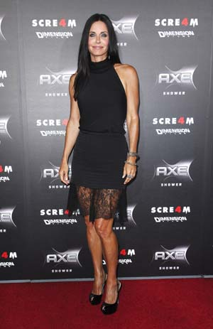 Celeb style on the Scream 4 red carpet