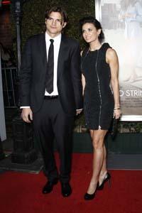 Demi Moore and Ashton Kutcher's Real Men campaign
