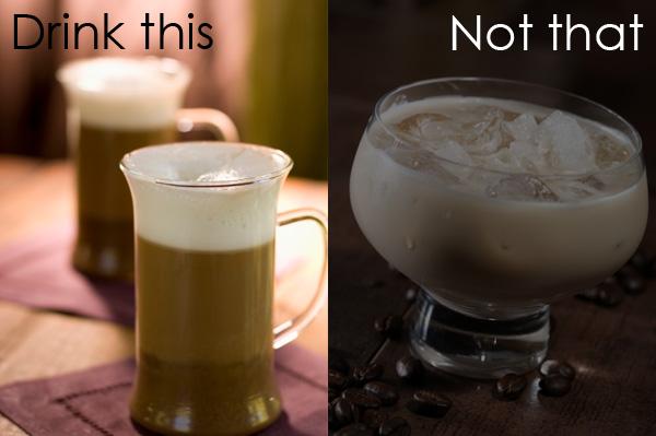 Drink this: Irish Coffee