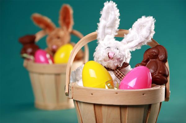 be prepared for easter egg hunts