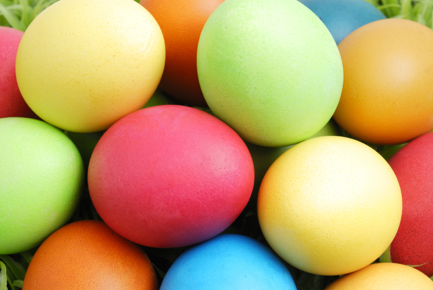 The importance of eco-friendly Easter eggs
