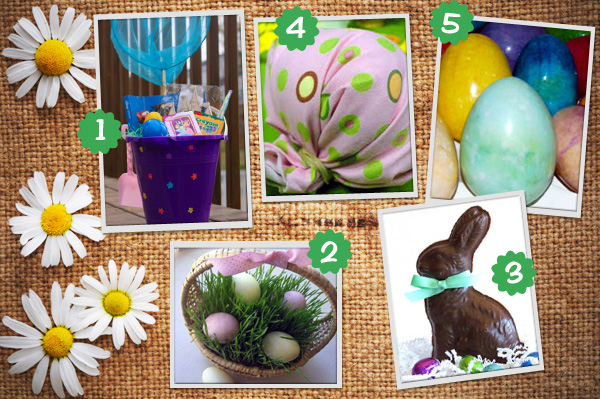 Go green this Easter
