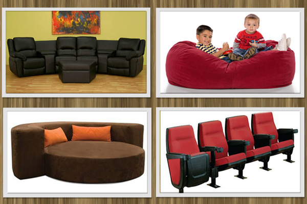 Best furniture for your movie room