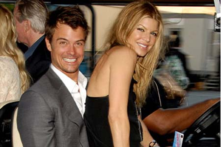 Fergie focusing on husband Josh Duhamel in 2011