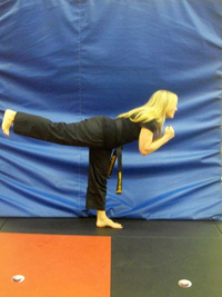 Kenpo Karate: Martial arts fitness