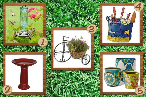 Get a good-looking garden for less