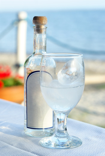 Go Greek with Ouzo!