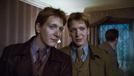 Deathly Hallows: Weasley welcome