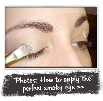 Use eyeshadows to help defy aging