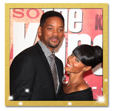 will smith fresh prince haircut. Will Smith amp; Jada Pinkett