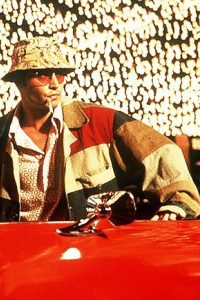 Johnny Depp in Fear and Loathing