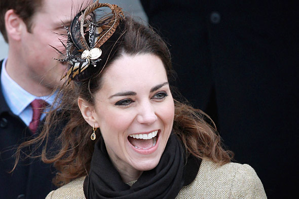 Kate Middleton's natural makeup style