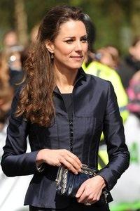Kate Middleton gets confirmed!