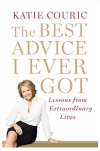 Katie Couric's Book Dishes Good Advice