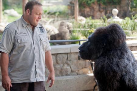Kevin James in The Zookeeper