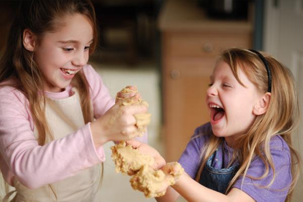 Peanut Butter Playdough recipe