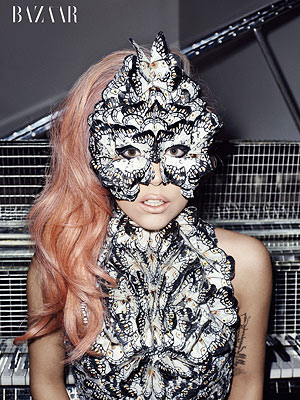 Lady Gaga: McQueen works through me