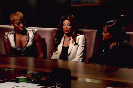 La Toya Jackson, Nene Leakes and Star Jones on Celebrity Apprentice
