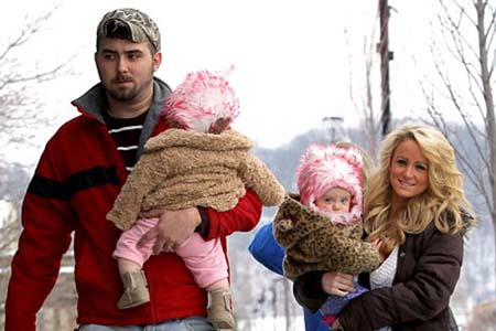 It turns out the fairytale ending for Teen Mom 2 stars Leah Messer and