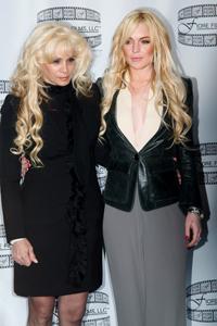Victoria Gotti Lindsay Lohan