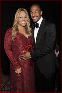 Mariah Carey and Nick Cannon take naked photos