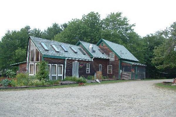 Maine family camp