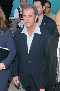 Mel Gibson talks tapes