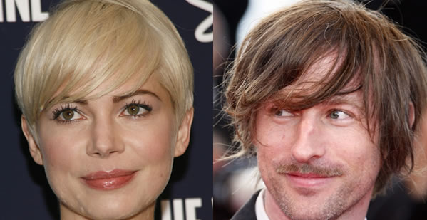 Is love in the air for Michelle Williams?
