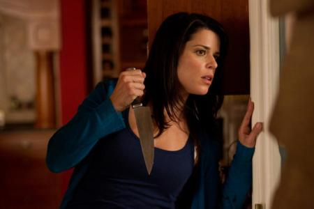 Neve Campbell in Sream 4