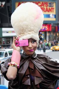 Nicki Minaj joins the Femme Fatale tour