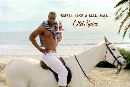 The Old Spice Guy