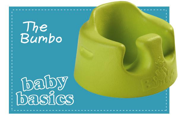 Baby basics - Bumbo