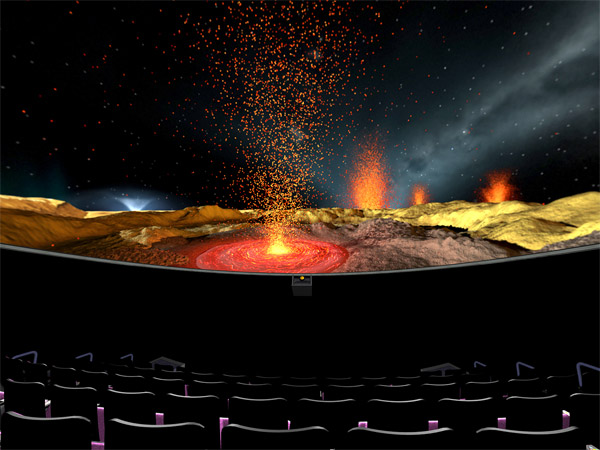 Dorrance Planetarium in Phoenix, Arizona